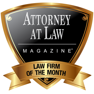Attorney at Law Magazine: Law Firm of the Month